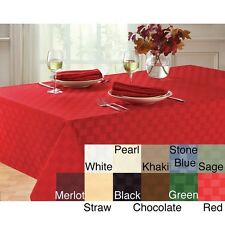 Reflections Microfiber Tablecloth. Shipping is Free