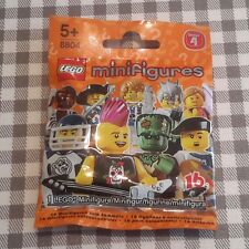 Lego minifigures series 4 new factory sealed choose the one you want