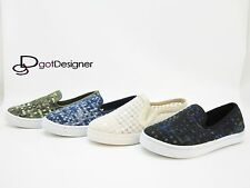 Womens Fashion Shoe Oxford Flats Sneaker Espadrills Casual Comfort New Size6-10