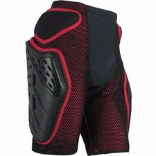 NEW ALPINESTARS BIONIC FREERIDE MX DIRT BIKE PROTECTION SHORTS BLK/RED ALL SIZES