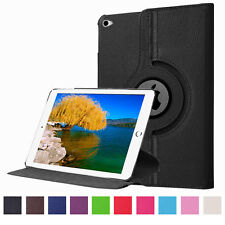 PU Leather 360 Rotating Magnetic Folding Smart Case Wake Cover For iPad Pro