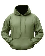 Plain Green Hoodie Pullover - Military / Outdoor / Clothing All sizes available