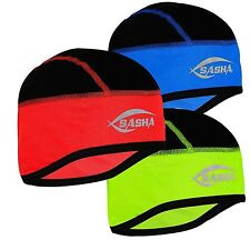 Cycling Skull Cap Bike Bicyle Under Helmet Winter Thermal Windstopper One Size