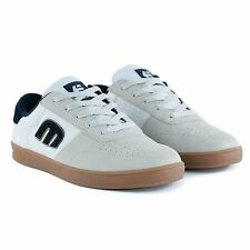 Etnies Skateboarding Lo Cut White Navy Gum Skate Shoes New BNIB Free Delivery