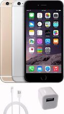 Apple iPhone 6 Unlocked, AT&T TMobile Verizon Sprint 16 64 128 Black Gold Silver