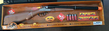 Double Barrel Shotgun Toy With Sound 18-9129 New
