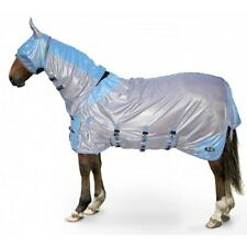 gallop fly rug With neck and mask summer fly breathable horse pony Deet