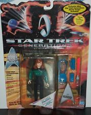 1994 STAR TREK GENERATIONS DOCTOR BEVERLY CRUSHER Action Figure NIP Playmates