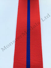 Coronation 1902 Police Full Size Medal Ribbon Edward VII Choice Listing