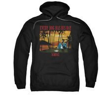 SCARFACE A DOG DAY Licensed Pullover Hooded Sweatshirt Hoodie SM-3XL