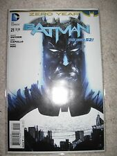 Batman #21 Variant Cover Zero Year New 52 DC Comics NM First Print