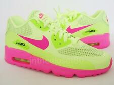 Nike Air Max 90 Breeze GS Ghost Green Pink Juniors Womens Girls Boys Trainers