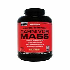 MuscleMeds Carnivor Mass 2,5Kg/14 Servings Anabolic Mass Gainer Free P&P
