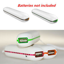 2600mAh 2016 Only Box Battery 18650 Bank Power USB Charger Backup For Phone