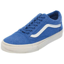 Vans Womens Old Skool Overwash Nautical Shoes