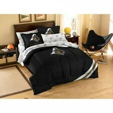 NCAA Applique Bedding Comforter Set with Sheets, Purdue University. Free Shippin
