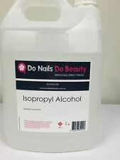 5 LITRES 100% ISOPROPYL Alcohol ISO-PRO ISOPROPANOL Multi-Use Airbrush Cleaner