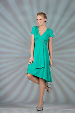 Formal Short Mother of the Bride Short Sleeve Jade Dress Sale