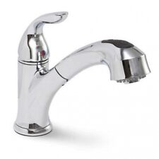 Premier Faucet Waterfront Single Handle Single Hole Kitchen Faucet with Pull-Out