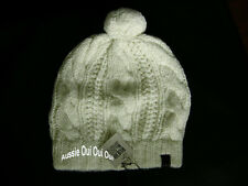 Ruehl No.925 by Abercrombie & Fitch Women's hand knit wool beanies NWT authenti