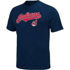 Big Men's MLB Cleveland Indians Team Tee. Shipping is Free