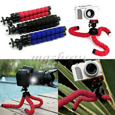 New Mini Octopus Flexible Tripod Holder Stand Mount For Mobile Phone Camera