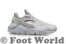 Mens Nike Huarache Triple White *RARE*- 318429 111 - Pure Platinum  Trainer