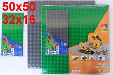 Large 50 x 50 or 16x32STUDS BUILDING BLOCK BRICKS PLATE for Lego Bricks