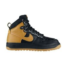 NIKE AIR FORCE 1 DUCKBOOTS SIZE 6.5 to10.5 LEATHER WATERPROOF WALKING BOOT SHOES