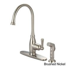 Olympia Faucets K-5441 Single Handle Kitchen Faucet. Brand New