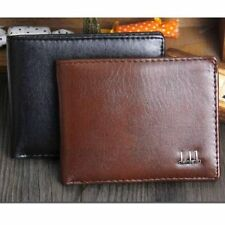 New Men wallets Coin zipper Pocket fashion Light Design men's purse Leather
