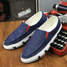 2016 Men's Casual Canvas Slip Ons Driving Moccasins Shoes Loafers Sneakers Z124