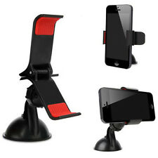 360°Rotating Universal Car Windshield Mount Holder Stand For Mobile Phone GPS