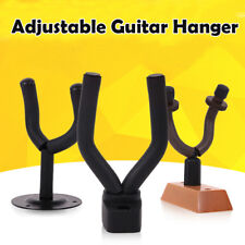 2X Adjustable Guitar Wall Mount Hanger Hook Holder Stand Display for Guitar Bass