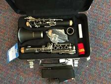 Musikwerks Bb Clarinet-Ebonite with Nickel Keys-New-Great for Students!