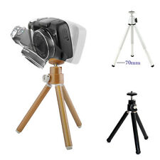New Gold Universal Small Adjustable Tripod Mount For All Camera Camcorder Stand