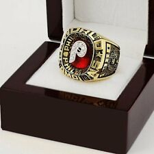1980 PHILADELPHIA PHILLIES World Series Championship Ring High Quality Solid