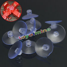 Transparent Suction Cup Sucker For Window Wall Hook Hanger Kitchen Bathroom