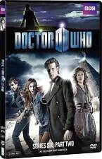 Doctor Who: Series Six, Part Two (DVD, 2011, 2-Disc Set)