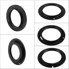 for Canon Nikon Pentax Sony Olympus Aluminum Camera M42 Lens Mount Adapter Rings