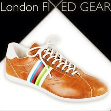 London FIXED GEAR Vintage Cycling Style Shoes Casual Fashion
