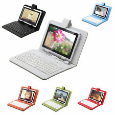 "IRULU 7"" Tablet PC Google Android 4.4 Quad Core Dual Cam 8GB/16GB Pad w/Keyboard"
