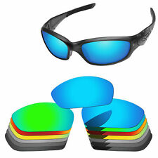 Polarized Replacement Lenses For-Oakley Straight Jacket 2007 Multi-Options