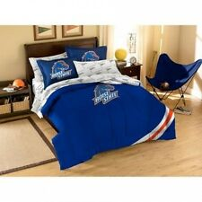 NCAA Applique Bedding Comforter Set with Sheets, Boise State. Shipping Included