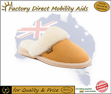 Ugg Australia Ladies Scuffs Scuff Slippers Shoes Australian Made/owned/produced