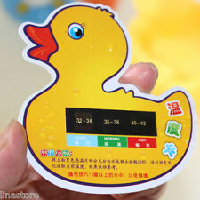 Duck Bath Safety Thermometer Infant Baby Toddler Tub Water Thermometer Tester