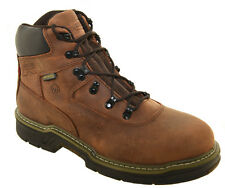 "Wolverine Men's 6"" Insulated Waterproof Work Boots Style 02162"