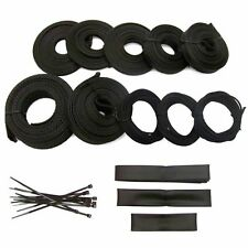 Power Braided Wrap Wire Harness Loom Kit for 82-92 Camaro or Firebird 124ft