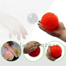 New Footful Spiky Ball Massage Trigger Point Hand Exercise Pain Stress Relief