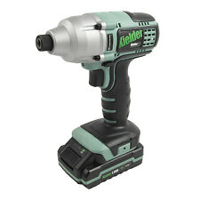 Kielder 18V Brushless Impact Driver, 2 x 1.5AH Li-ion Battery, KWT-005-02